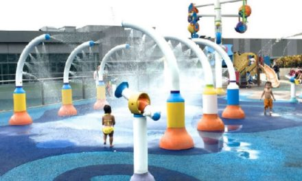 Water Play In Shopping Malls