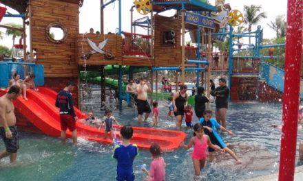 Water Play in Parks