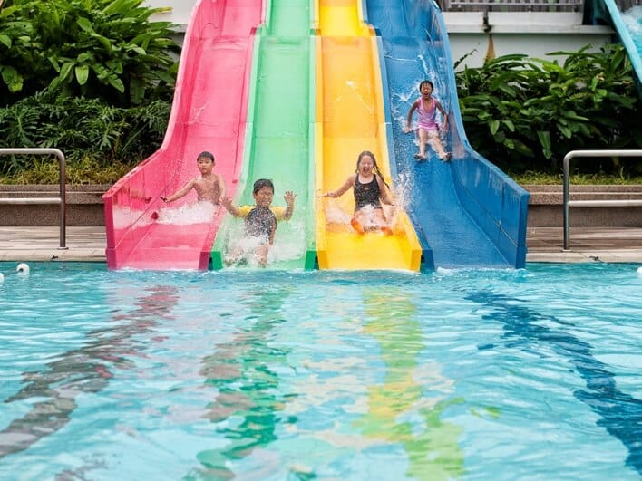 Best Most Fun Public Pools In Singapore Universal