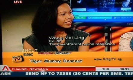 Featured On BlogTV.sg — Tiger Moms in Singapore?