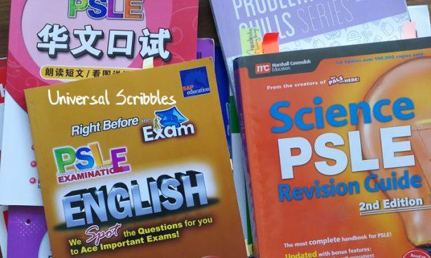 PSLE 2017 Survival Guide For Parents & Kids