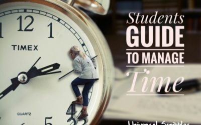 Students Guide To Managing Time