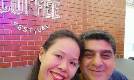 Caffeine Rush @ CoffeeFest 2017