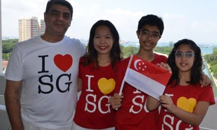 Islandwide National Day Celebrations in Singapore