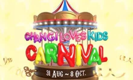 Changi Loves Kids Carnival at the Airport