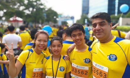 POSB PAssion Run For Kids 2017